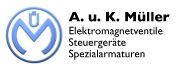 Logo A. u. K. Müller